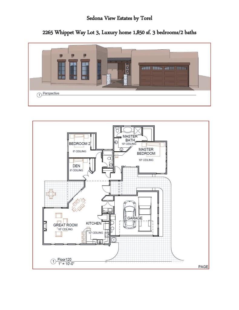 Torel Custom Homes 2265 Whippet Way Sedona